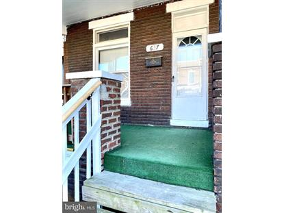 637 E 29TH STREET Baltimore, MD MLS# MDBA503152