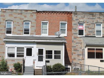 536 MAUDE AVENUE Baltimore, MD MLS# MDBA503416