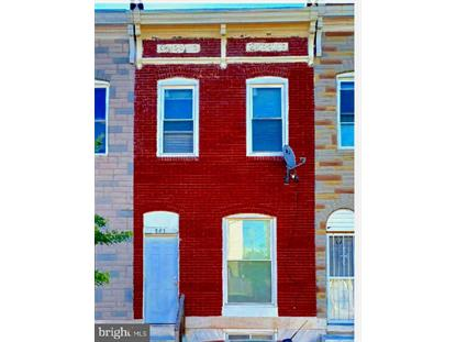 841 N MONTFORD AVENUE Baltimore, MD MLS# MDBA506326