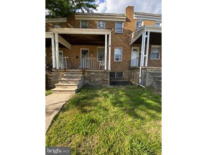 3238 CLIFTMONT AVENUE Baltimore, MD MLS# MDBA509978