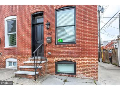 3301 FLEET STREET Baltimore, MD MLS# MDBA510606