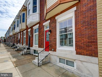 502 S POTOMAC STREET Baltimore, MD MLS# MDBA511104