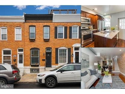 734 S DECKER AVENUE Baltimore, MD MLS# MDBA511210