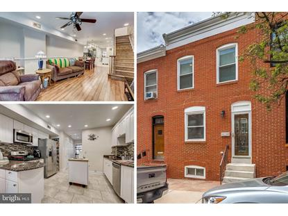 816 S HIGHLAND AVENUE Baltimore, MD MLS# MDBA511246