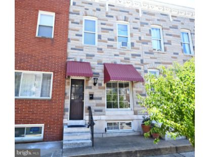 111 S HIGHLAND AVENUE Baltimore, MD MLS# MDBA513092