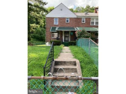 4536 PEN LUCY ROAD Baltimore, MD MLS# MDBA516698