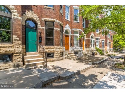 436 E 22ND STREET Baltimore, MD MLS# MDBA517984