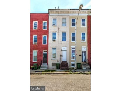 828 N STRICKER STREET Baltimore, MD MLS# MDBA518148