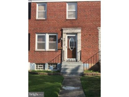 4013 LYNDALE AVENUE Baltimore, MD MLS# MDBA518442