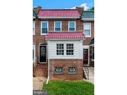 3215 WESTERWALD AVENUE Baltimore, MD MLS# MDBA518964