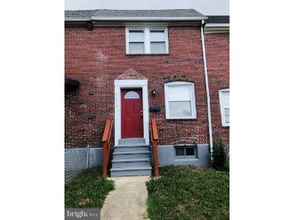 3620 10TH STREET Baltimore, MD MLS# MDBA519152