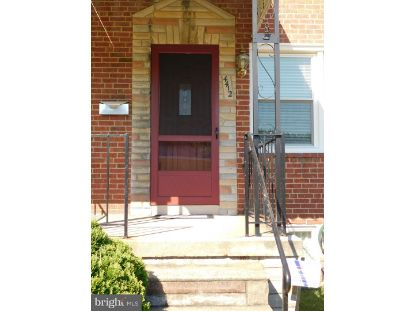 4412 SHAMROCK AVENUE Baltimore, MD MLS# MDBA519156