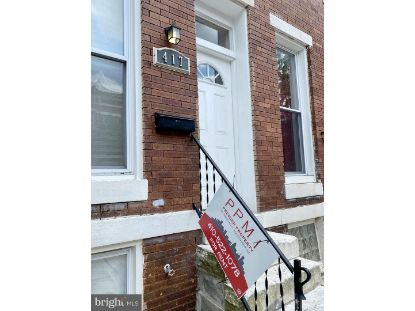417 E LORRAINE AVENUE Baltimore, MD MLS# MDBA519384