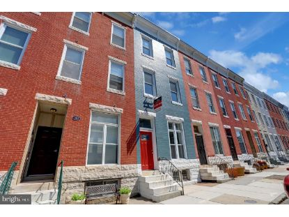 324 E 22ND STREET Baltimore, MD MLS# MDBA519734