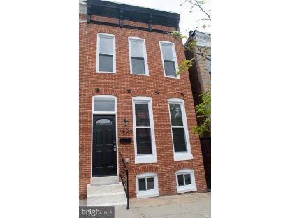 1825 N BOND STREET Baltimore, MD MLS# MDBA519956