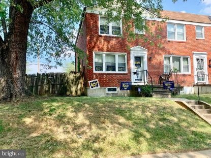5461 MOORES RUN DRIVE Baltimore, MD MLS# MDBA520362