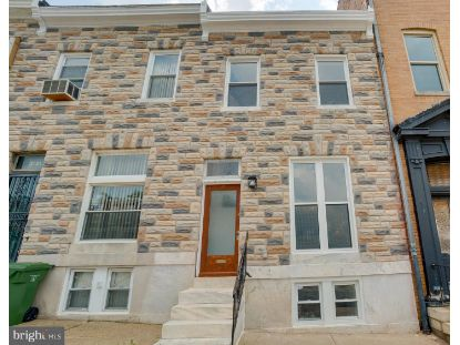 2119 E OLIVER STREET Baltimore, MD MLS# MDBA520594