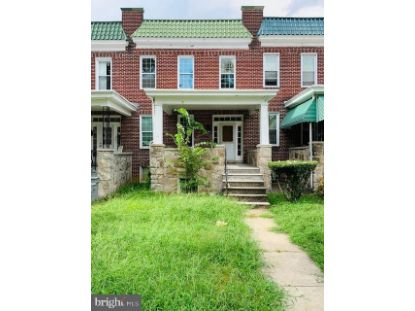 2304 WICHITA AVENUE Baltimore, MD MLS# MDBA522196