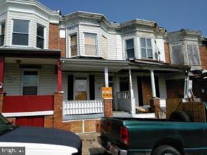 519 N LONGWOOD STREET Baltimore, MD MLS# MDBA522324