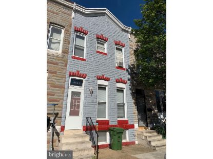 608 APPLETON STREET Baltimore, MD MLS# MDBA522410