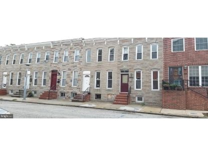 1177 CLEVELAND STREET Baltimore, MD MLS# MDBA523644