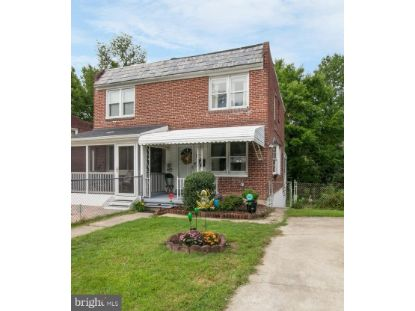 5638 PIONEER DRIVE Baltimore, MD MLS# MDBA523978