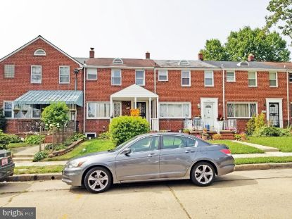 1561 SHERWOOD AVENUE Baltimore, MD MLS# MDBA523994