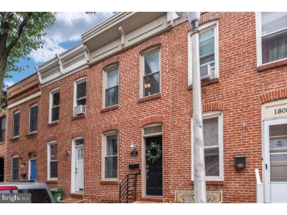 1810 BYRD STREET Baltimore, MD MLS# MDBA524392