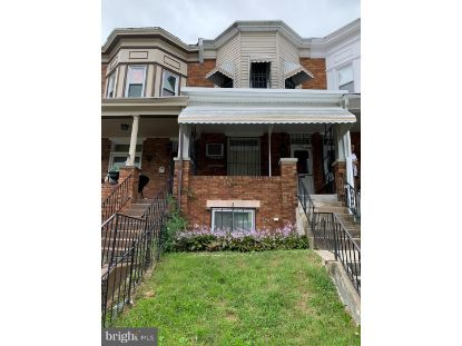 3702 COTTAGE AVENUE Baltimore, MD MLS# MDBA524546