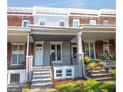 604 E 37TH STREET Baltimore, MD MLS# MDBA524698