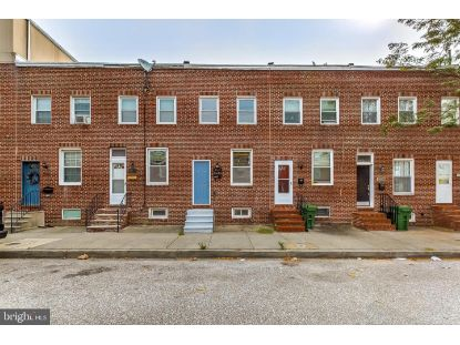 1145 SCOTT STREET Baltimore, MD MLS# MDBA524922