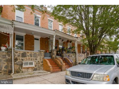 2718 E CHASE STREET Baltimore, MD MLS# MDBA524942