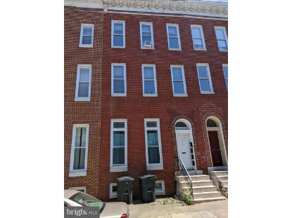 917 N ARLINGTON AVENUE Baltimore, MD MLS# MDBA524998