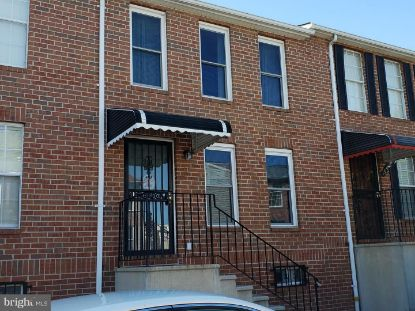 1314 N STOCKTON STREET Baltimore, MD MLS# MDBA525012
