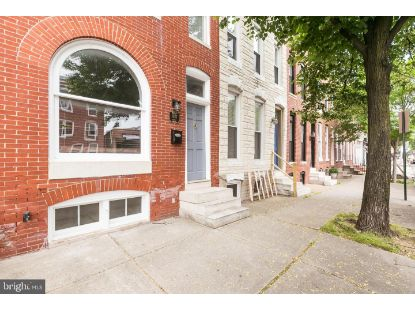 1027 S HANOVER STREET Baltimore, MD MLS# MDBA525630