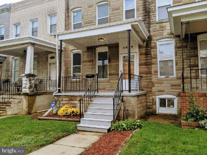 4029 BELWOOD AVENUE Baltimore, MD MLS# MDBA525732