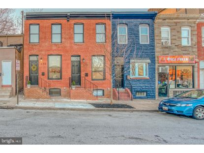 432 GRUNDY STREET Baltimore, MD MLS# MDBA528626