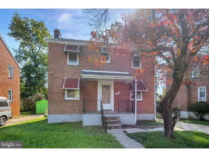 3915 OAKFORD AVENUE Baltimore, MD MLS# MDBA528662