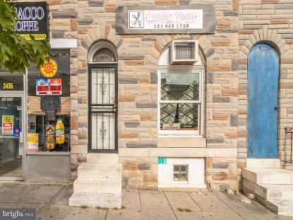 2438 E MONUMENT STREET Baltimore, MD MLS# MDBA529296