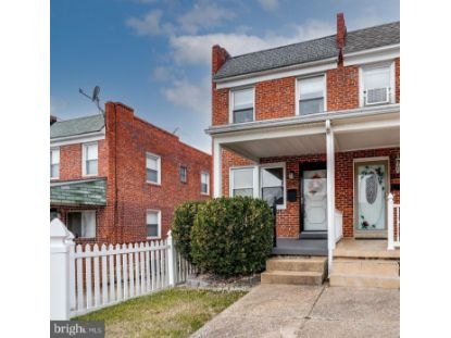 1342 BERRY STREET Baltimore, MD MLS# MDBA536612