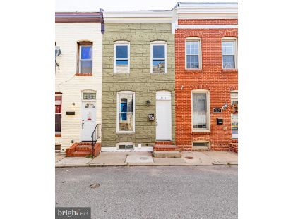 119 N PORT STREET Baltimore, MD MLS# MDBA537142