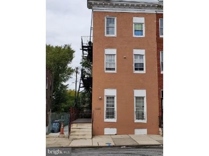 1112 N EDEN STREET Baltimore, MD MLS# MDBA537210