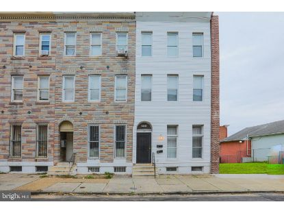 509 N GILMOR STREET Baltimore, MD MLS# MDBA537256