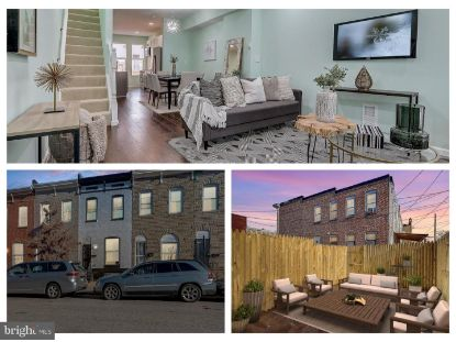 841 N MONTFORD AVENUE Baltimore, MD MLS# MDBA537290