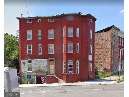 726 N FREMONT AVENUE Baltimore, MD MLS# MDBA537384