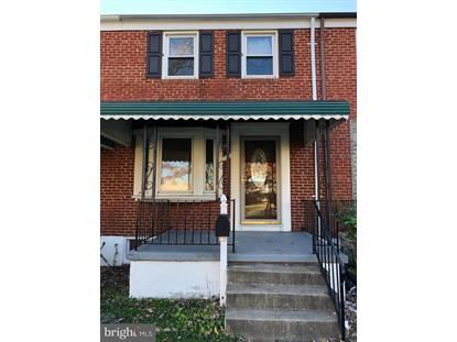 154 ORVILLE ROAD, Baltimore, MD