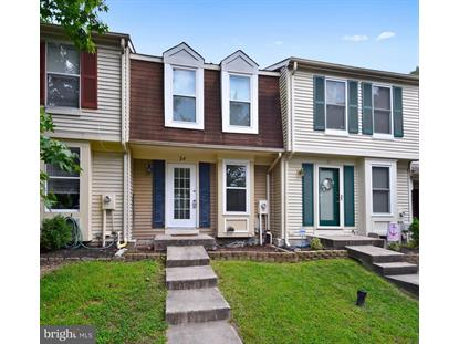 34 BURBAGE COURT Baltimore, MD MLS# MDBC314854