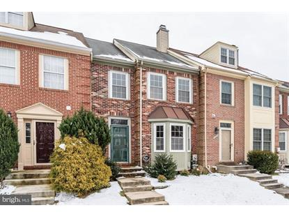 8003 UPPERFIELD COURT Owings Mills, MD MLS# MDBC332558