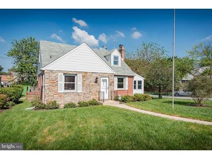 7506 PARK DRIVE Baltimore, MD MLS# MDBC332926