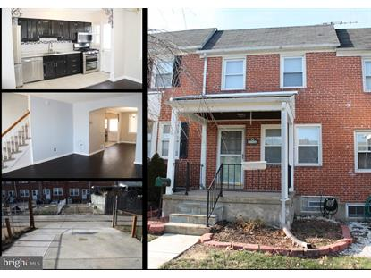 8352 EDGEDALE ROAD Parkville, MD MLS# MDBC333216